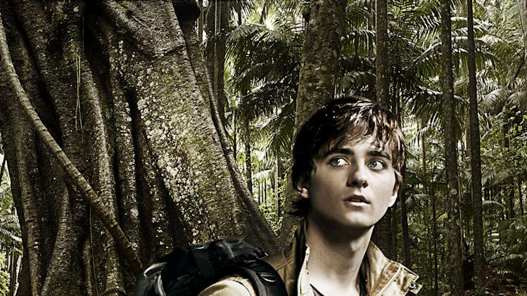 "Landon Liboiron stars as Josh Shannon in ""Terra Nova."""