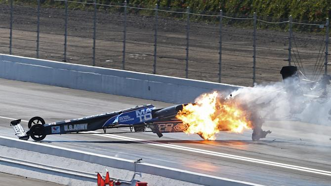 NHRA: Winternationals