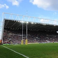 Welford Road will not host World Cup games in 2015