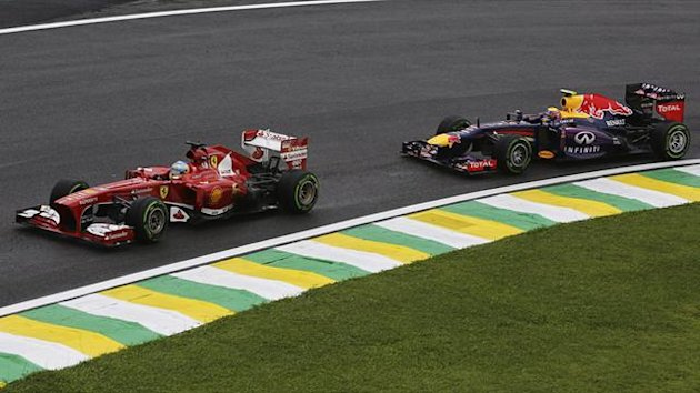Ferrari, Red Bull (Reuters)