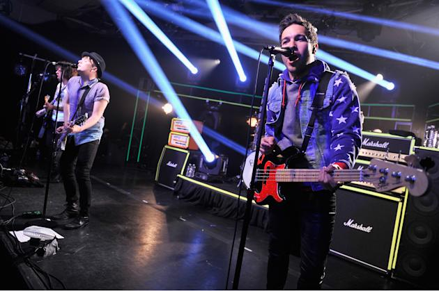 Fall Out Boy At iHeartRadio Live