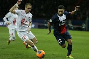 Paris Saint-Germain 2-2 Lille: Basa own goal gifts champions draw
