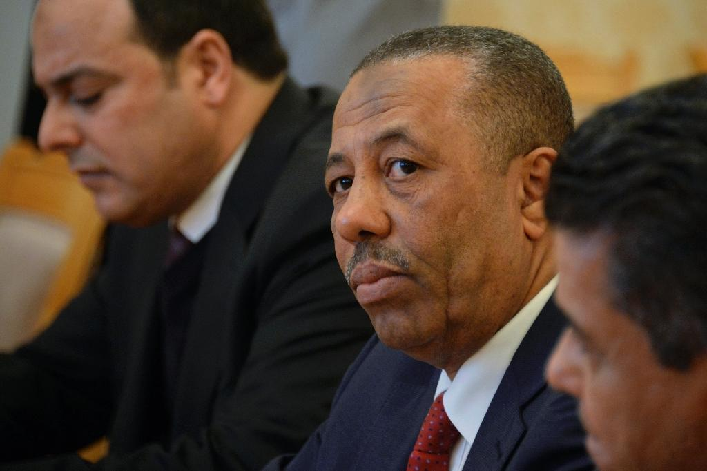 Libya issues warning after PM escapes assassination