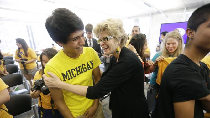 U-M OKs in-state tuition for immigrant students