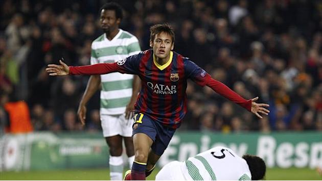 Liga - Neymar hoping to revive Barca's league fortunes
