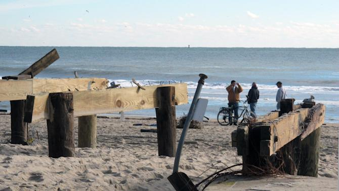NY, NJ ponder new boardwalks without the boards