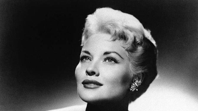 """FILE - This 1958 file photo shows singer Patti Page. Page, who made """"Tennessee Waltz"""" the third best-selling recording ever, has died. She was 85.  Page died Jan. 1, 2013,  in Encinitas, Calif., according to her manager. (AP Photo, file)"""