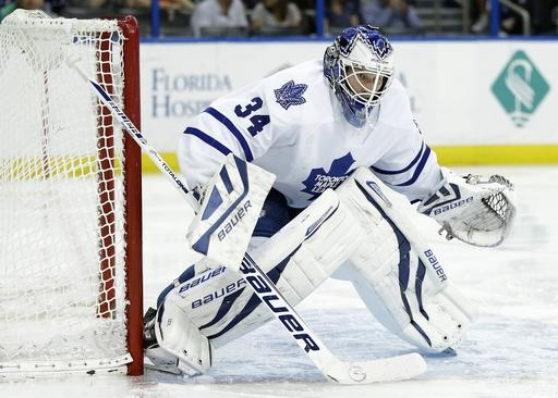 Toronto goalie James Reimer agrees to 2-year deal
