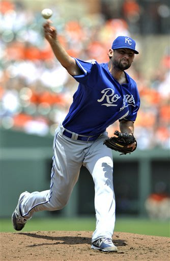 Francoeur, Butler homer in Royals' 4-2 win