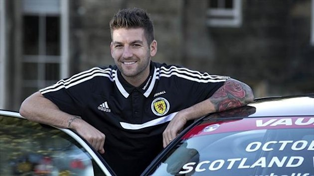 Charlie Mulgrew is enjoying his midfield role