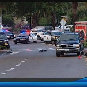 Father, baby struck by car in Point Loma