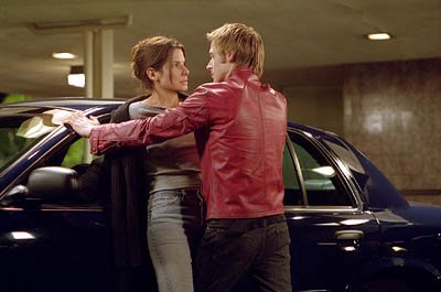 Sandra Bullock and Ryan Gosling in Warner Brothers' Murder By Numbers