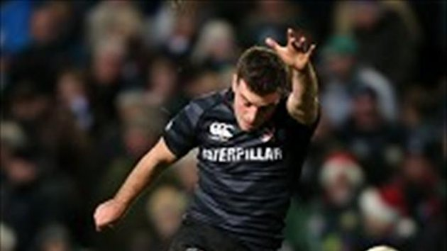 George Ford is set for a move away from Leicester