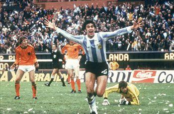 Your favourite World Cup moments: Kempes' Golden Boot makes Argentina champions