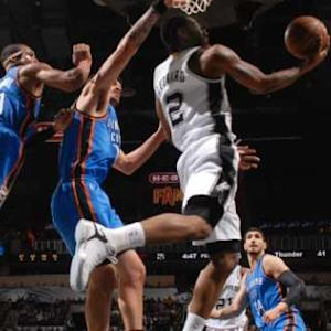 Thunder vs. Spurs