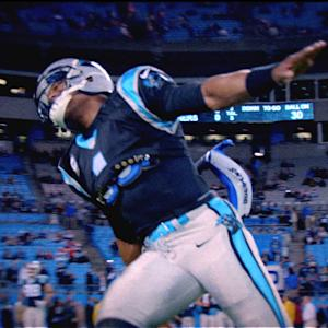 Why not us?: Carolina Panthers
