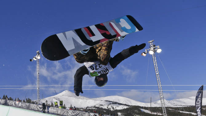 Golds ready to take brother/sister act to Sochi