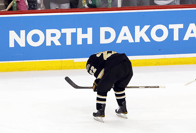 NCAA HOCKEY Tournament: Ferris saves the CCHA; get ready for a hell of a Sunday