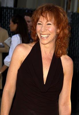 Mindy Sterling at the LA premiere of New Line's Austin Powers in Goldmember