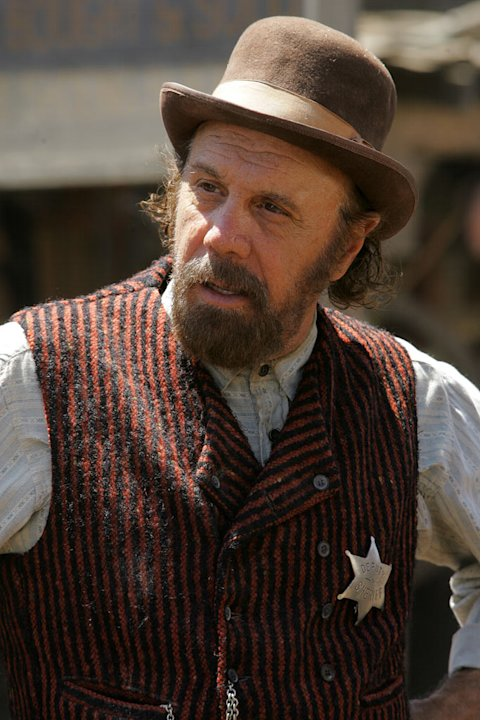 Dayton Callie stars in Deadwood on HBO. 