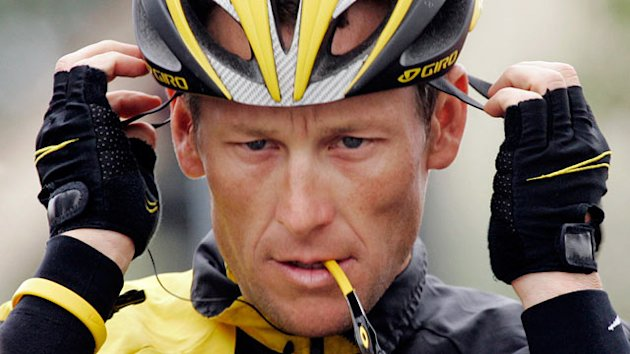 Lance Armstrong Ends His Fight Against Doping Claims (ABC News)