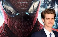 "Actor Andrew Garfield arrives for the premiere of Sony Pictures' ""The Amazing Spider-Man"" in Los Angeles, California in June 2012. ""The Amazing Spider-Man"" scaled to the top of the North American box office this weekend, beating cheeky teddy bear comedy ""Ted,"" industry estimates showed Sunday"