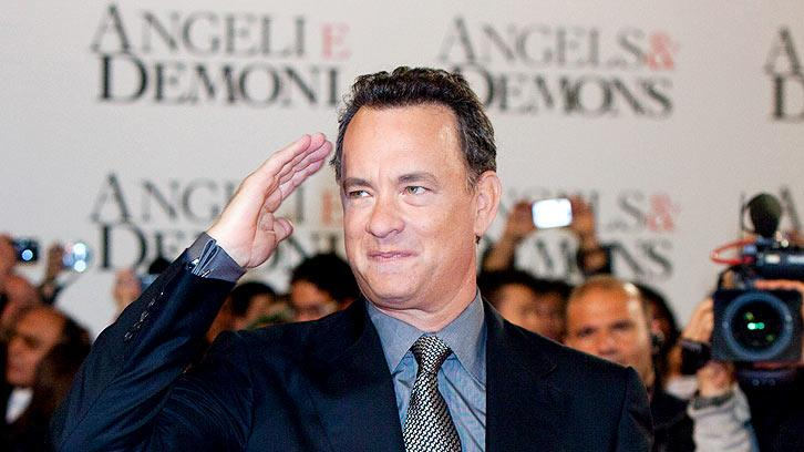 Hanks Tom Angels Demons Rom Pr