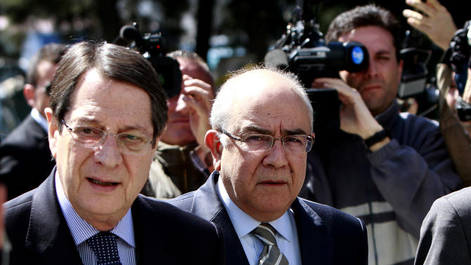 Cypriot banks to remain closed until Thursday