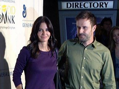 David and Courteney's Benefit
