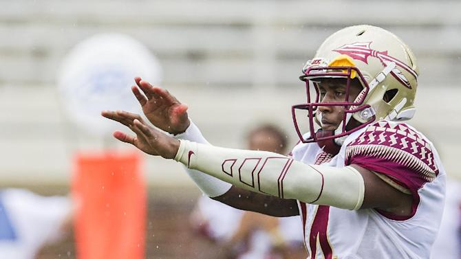 Florida State freshman QB Johnson charged with battery