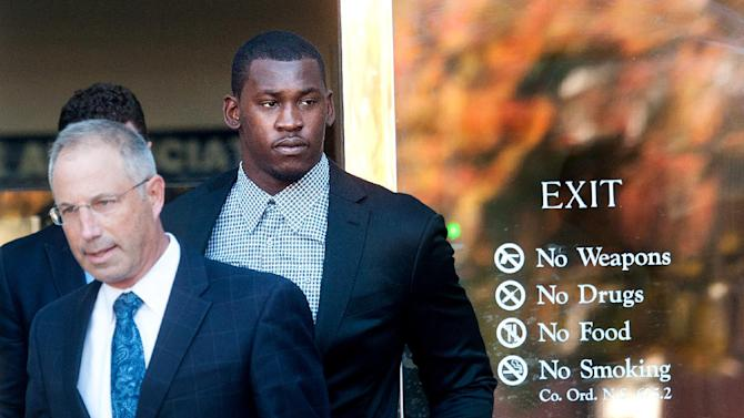 49ers' Smith pleads no contest to gun charges, DUI
