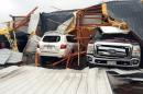 Storms bring tornadoes to Colorado, icy roads to Arizona