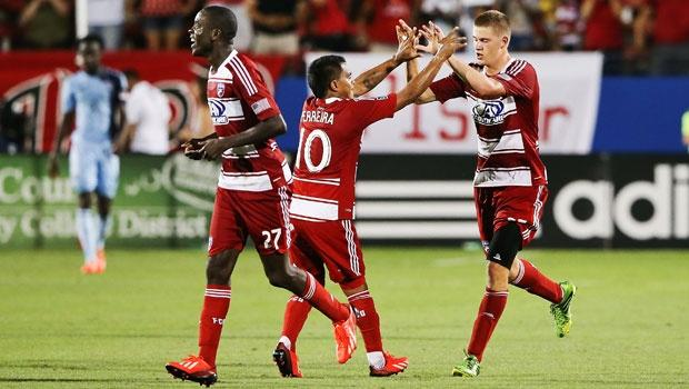 Ramon Nunez receives tons of praise after helping spur FC Dallas' late comeback vs. Sporting KC