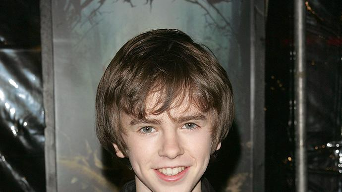20/20 Gallery 2009 Freddie Highmore