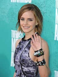 Emma Watson could be playing Douglas Booth's love interest in Noah