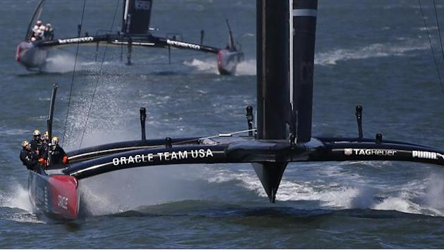 Sailing - How America's Cup sailing became a highly dangerous extreme sport