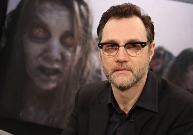 'The Walking Dead's' David Morrissey stops by Access Hollywood Live on March 27, 2013 -- Access Hollywood