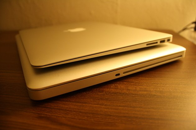 Dont buy a new MacBook Pro right now, slimmer 15 notebook on deck