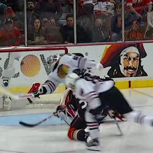 NHL LiveWire: Ducks beat Blackhawks in Game 5