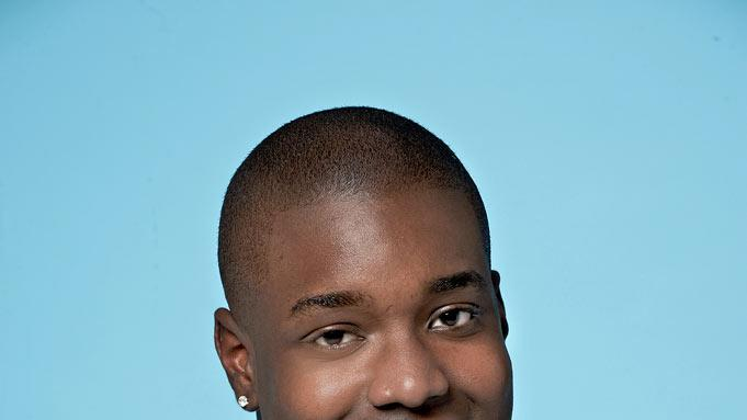 "Jacob Lusk, 23, from Compton, CA competes on the tenth season of ""American Idol."""