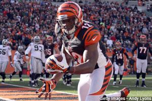 On Mohamed Sanu & Marvin Jones