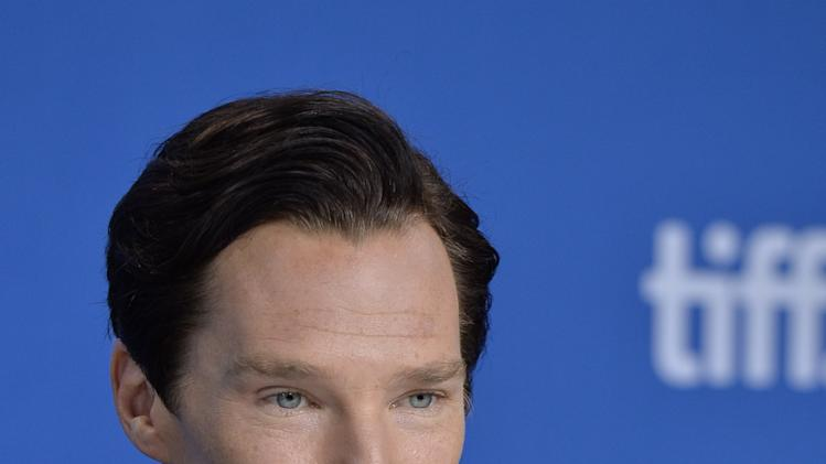 """The Fifth Estate"" Press Conference - 2013 Toronto International Film Festival"