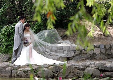 Korean Wedding Madness - Topic Asia Magazine - Article.