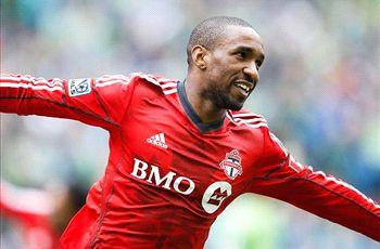 Debut double for Defoe to protests at Milan - Goal looks at the weekend in pictures