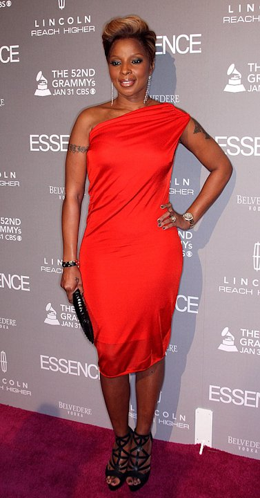 Blige MaryJ Essence Annvsry