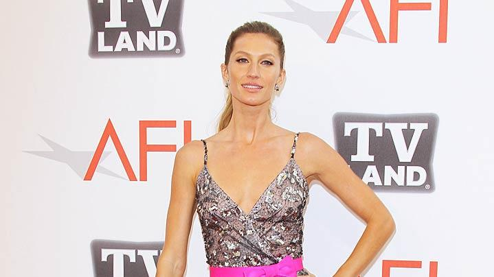 Gisele Bundchen AFI Honors