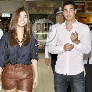 "Angel Locsin on dating Phil Younghusband: ""Wala naman kaming itinatago."""