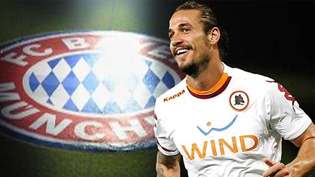 Ein Mann fr die Bayern? Pablo Daniel Osvaldo