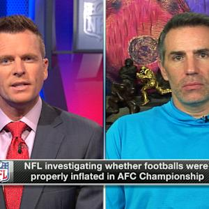 Warner: A deflated ball can make a difference