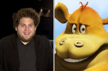 Jonah Hill is the voice of Tommy in 20th Century Fox's Dr. Seuss' Horton Hears a Who
